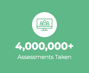 4,000,000+ Assessments Taken